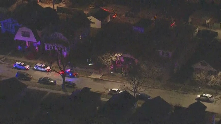 1 killed, 2 children hospitalized after vehicle crashes into home in Fernwood