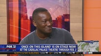 'Once On This Island' brings remarkable journey to Cadillac Palace Theatre