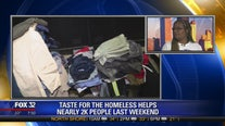 Taste for the Homeless helps nearly 2,000 people