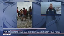 Chicago Polar Bear Club's 19th annual Polar Plunge