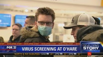 Travelers on alert at O'Hare Airport after screenings begin for deadly coronavirus from China