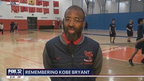 Tyrone Slaughter reflects on the legacy of Laker legend Kobe Bryant