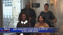 Tyler Perry, cast talks about new movie 'A Fall from Grace'