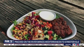 Pinched on the River brings enriched Mediterranean fare to Streeterville