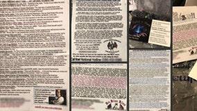 KKK flyers found outside suburban Chicago homes
