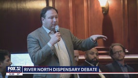 River North marijuana dispensary debate heats up