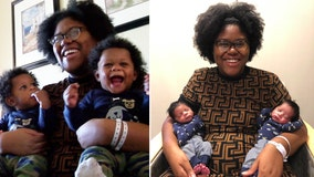 Florida mom gives birth to 2 sets of twins in one year