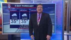 Chicagoland 7 a.m. weather: Jan. 26, 2020