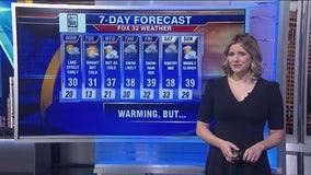 Chicagoland 1 p.m. weather: Jan. 20, 2020