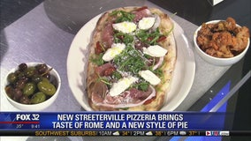 New Streeterville pizzeria brings taste of Rome to Chicago