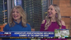 Sweatworking Summit puts wellness, health to the forefront at the Kimpton Gray Hotel