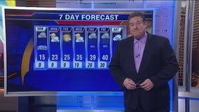 Chicagoland 7 a.m. weather: Jan. 19, 2019