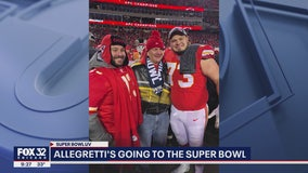 Frankfort family heading to Super Bowl to cheer on son who plays for Chiefs