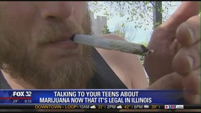 Talking to your children about marijuana now that it's legal in Illinois