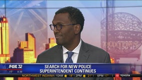 Update for the search for Chicago's next top cop