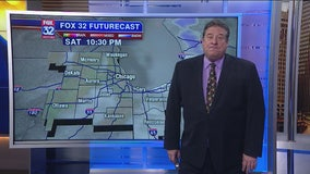 Chicagoland 7 a.m. weather: Jan. 18, 2020