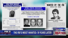 The FBI's Most Wanted: 70 Years Later