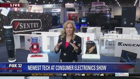 Newest tech lighting up CES 2020