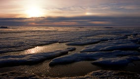 Northernmost US city in Alaska to see sunrise for first time in months