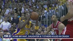 NBA star Kobe Bryant killed in chopper crash, along with daughter and 7 others