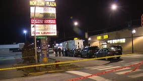 Robbery suspect armed with knife fatally shot by officer in South Shore: police