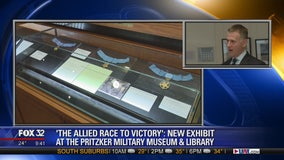 Pritzker Military Museum & Library launches new exhibit 'The Allied Race To Victory'