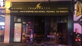 'Suspicious' blaze at Loop salon under investigation: fire officials