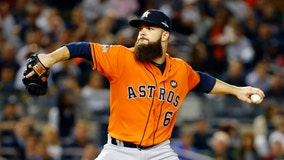 White Sox pitcher Dallas Keuchel apologizes for 2017 Astros' sign-stealing scandal