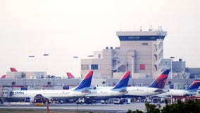 Delta employee shot and killed in parking lot near Atlanta airport