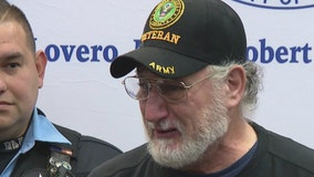 Berwyn police pull together to help Vietnam veteran in need