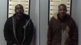 2 men accused of gluing winning numbers onto lottery ticket