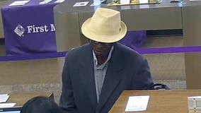 Suspect arrested in Munster bank robbery