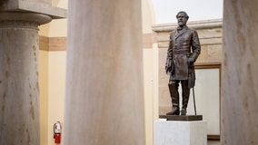 Virginia's Ralph Northam pushes to remove Robert E. Lee statue from US Capitol