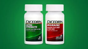 Pharma giant halts Excedrin products due to ingredient inconsistencies