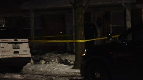 Man, 74, stabbed to death by family member during argument in West Town