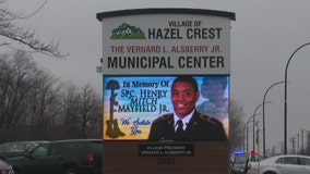 Hazel Crest holds memorial in honor of fallen soldier Henry Mayfield Jr.