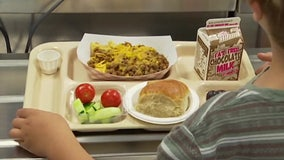 Trump administration proposes rollback to Michelle Obama school lunch guidelines