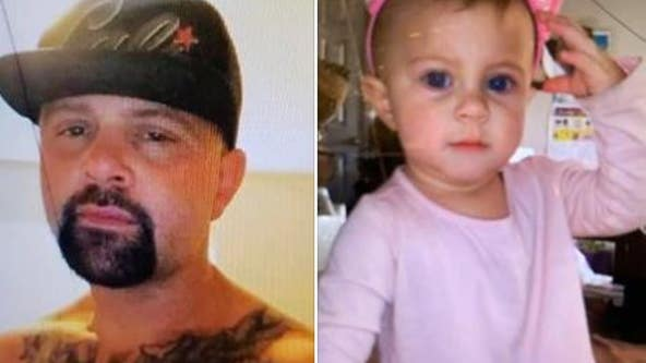 1-year-old girl kidnapped in Santa Cruz: sheriff