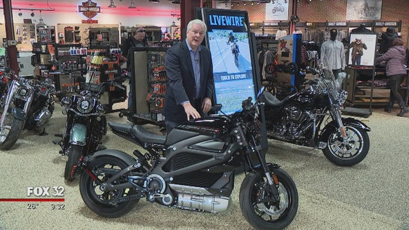 New electric Harleys rolling into Chicago-area dealerships