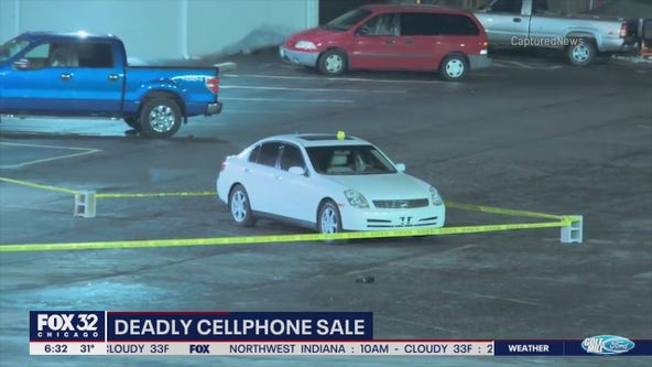 Man shot to death during cellphone sale in suburban Lynwood, shooter in custody: police