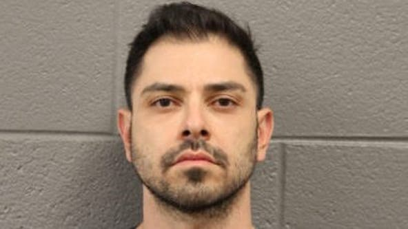 Man arrested in River North after trafficking 64 pounds of marijuana with forklift: police