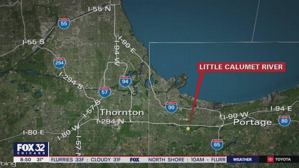 Fisherman catches live grenade in Little Calumet River in Gary: police