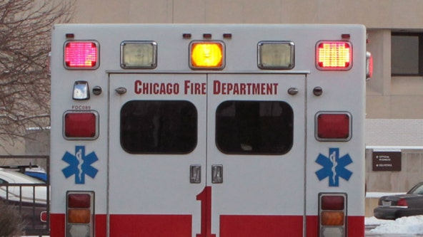 Man shot in the arm while sitting in parked car in Chicago