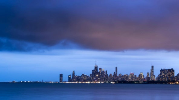 Rain on Monday, warmer weather later in the week in Chicago and suburbs