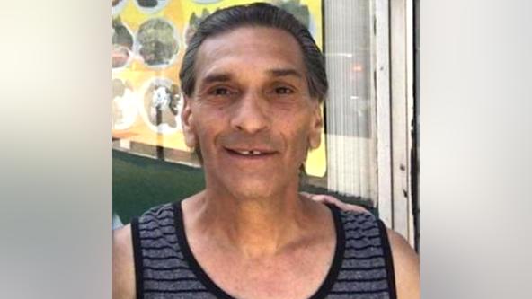 Man, 60, last seen in Joliet boarding train to Chicago