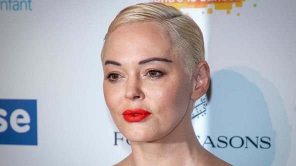 Actress Rose McGowan sued by former lawyer for defamation