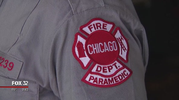 More than 100 Chicago Fire Department employees, other city workers sue over vaccine mandate