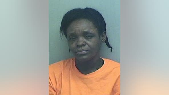 Woman charged with knifepoint robbery at Zion Walmart