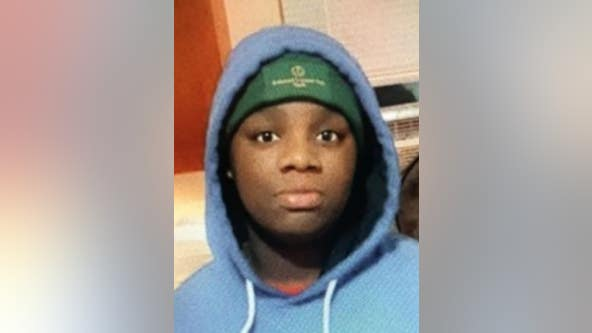 Girl, 17, missing from Woodlawn