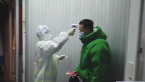 O'Hare starts screening passengers from China for coronavirus